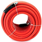 Snap On 870215 3/8 Inch x 100 Foot Rubber Air Compressor Hose
