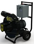 Cool Machines C2U145 - 5 HP Electric Insulation Vacuum Electro-Vac