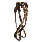 Falltech 70672D  COMFORTECH Climbing, Cross-over 2 D-rings Harness
