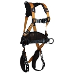 Falltech 7081BFDS Advanced ComforTech Gel Construction Belted Harness