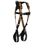 Falltech 7083BFDM Advanced ComforTech Gel Construction Belted, Climbing Harness