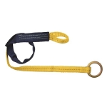 Falltech  7448 Pour-in-place Web Embed Anchor with Jacketed Loop and O-ring
