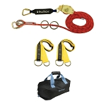 Falltech  77602K  2-Person 60' Kernmantle Rope HLL with Energy Absorber