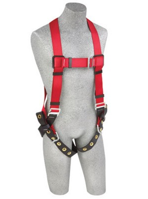 DBI/SALA 1191236 Small Protecta PRO Full Body/Vest Style Harness With Back D-Ring And Tongue Leg Strap Buckle