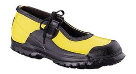Salisbury 51824 14 Rubber Storm Overshoes With Anti-Skid Bar Tread Outsole