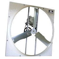 SCHAEFER 523P1-3 Polymer Panel Fans - Belt Drive