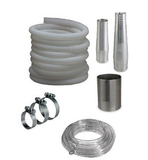 "Cool Machines CM700 Hose Package - With 1.25"" Dense Pack Kit"