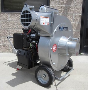 Intec Vortec Beast Insulation Vacuum