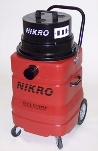 Nikro Dv15360 Dv 15360 Chimney Dryer Vent Vacuum With Tool Kit
