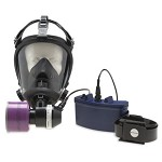 Powered Air Purifying Respirator (PAPR) Mask Mount (NIOSH)