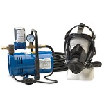Continuous Flow-Supplied Air (CF-SAR) AABA Pumps and Systems (NIOSH)