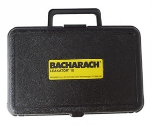 Bacharach 0019-0397 Leakator 10 Rigid Carry Case