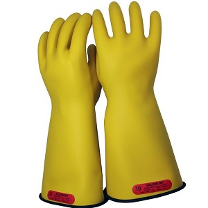 Salisbury E014BY/9H Lineman Gloves