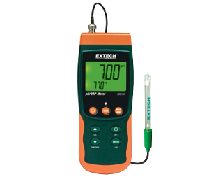 Extech SDL100-NIST SDL 100 pH ORP Temperature Meter Datalogger Tester