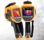 Fluke Ti300 Ti 300 Infrared Camera Thermography Thermal Imager 60 Hz