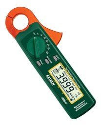 Extech 380947 400A True RMS AC/DC Mini Clamp Meter