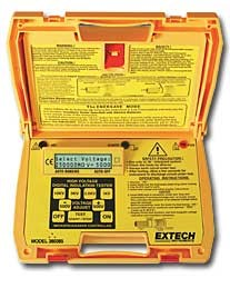 Extech 380385 Digital High Voltage Insulation Tester