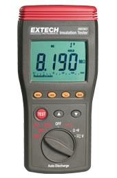 Extech 380363 Digital Insulation Tester