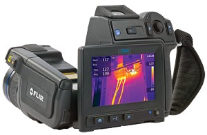 FLIR T620 T 620 IR Infrared Thermal Imaging Camera