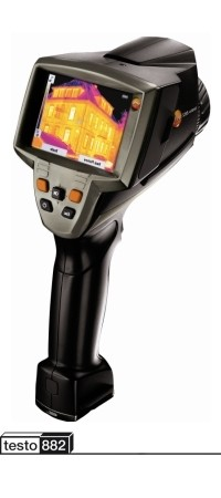 Testo 882 Thermal Imager IR Infrared Camera