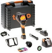 Testo 875 2i Deluxe Thermal Imager Kit with Integrated Digital Camera