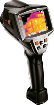 Testo 881-3 881 3 Thermal Imager Kit with Integrated Digital Camera