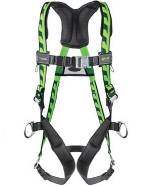Miller Honeywell AC-QC-D/UGN AirCore Safety Harness Fall Arrest Protection