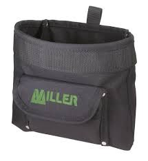 Miller Honeywell Revolution Harness RIA-T6 2 Pocket Nail & Tool Pouch