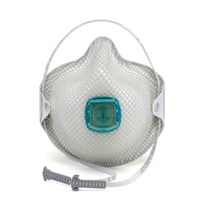 Moldex 2730AN100 Disposable Particulate Respirator, M/L