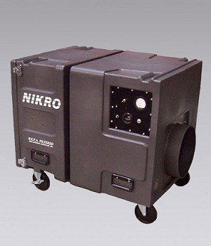 Nikro PS2009 PS 2009 115V 60Hz Poly Air Scrubber