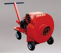 Nikro HP20GAS #4 Gasoline Powered Air Duct Cleaning Package
