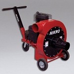 Nikro 15INSULPK INSUL15 15 HP Insulation Removal Vacuum Package