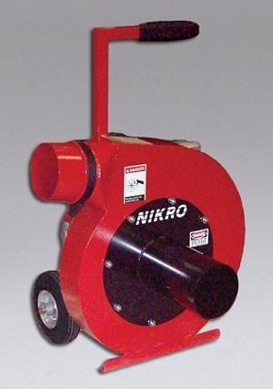 Nikro INSUL8 8 HP Insulation Removal Vacuum Machine