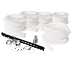Meyer Removal Vacuum Hose Kit 150 Ft.