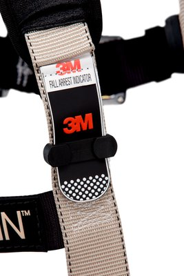 3M 7510FQ Elavation Fall Arrest Protection Harness Label Protector
