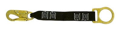 "3M 7554FEQ Elavation Safety Harness 11"" D-Ring Extension"