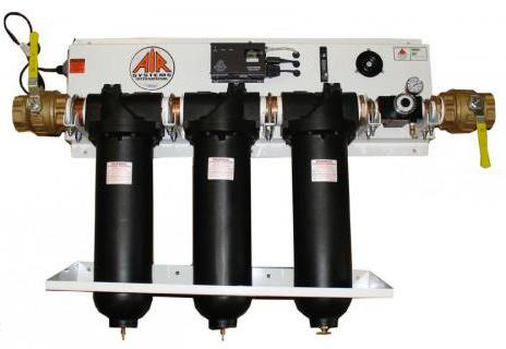 Air Systems Permanent Mounted Breathing Air Panel