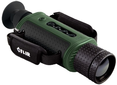 Flir Scout TS32r Pro Infrared Camera Thermal Imaging Night Vision