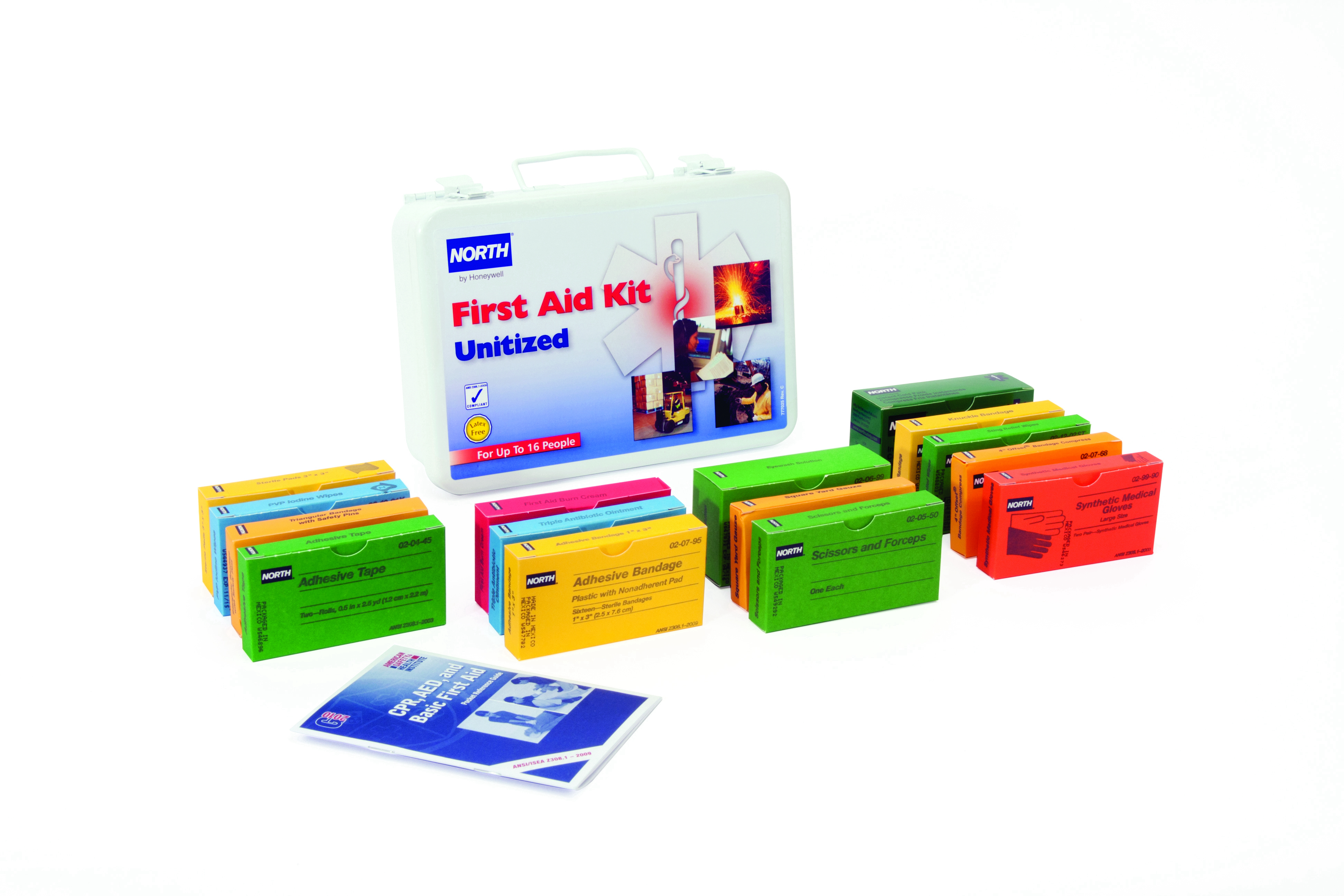 019711-0006L - North Unitized First Aid Kits