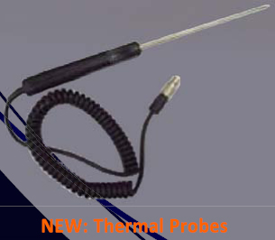 Kanomax 6813 Anemometer Has Thermal Probes Available