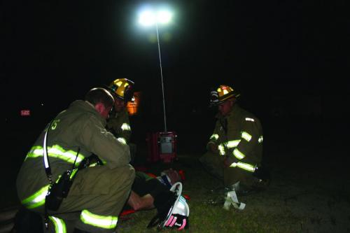 Air Systems AL2CUBEBP Is Perfect For Emergency Response Fire & Rescue Lighting