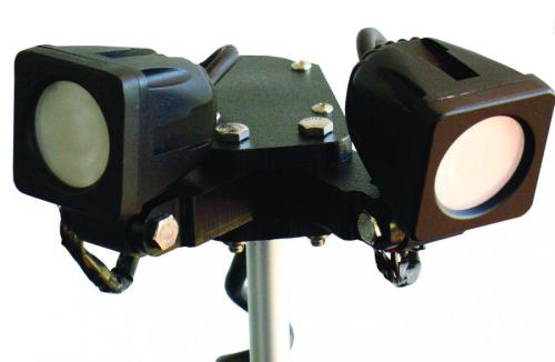 Air Systems AL2CUBEBP Features Dual LED Cube Lighting