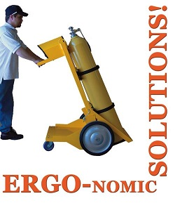 Air Systems International EAC-97PHENB Is Ergonomically Designed To Prevent Back Injuries