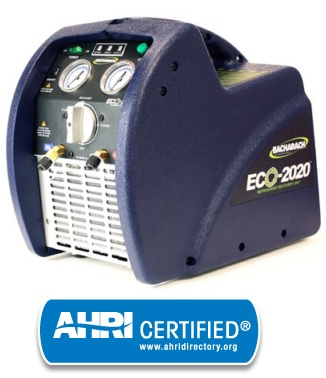 The Bacharach ECO-2020 Is AHRI Performance Certified To Standard 740