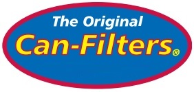 Can-Filters CAN 705 Activated Carbon Air Filter Plastic Body