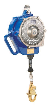 DBI SALA 3400924 Features A Confined Space Retrieval Winch
