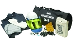 Chicago Protective AG12-CL 12 CAL Coat & Legging Arc Flash Kit
