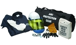 Chicago Protective AG12-HJP 12 CAL Hooded Jacket & Pants Arc Flash Kit