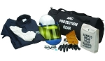 Chicago Protective AG12-JP 12 CAL Jacket & Pants Arc Flash Clothing Kit
