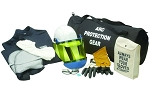 Chicago Protective AG20-CL 20 CAL Coat & Legging Arc Flash Clothing Kit